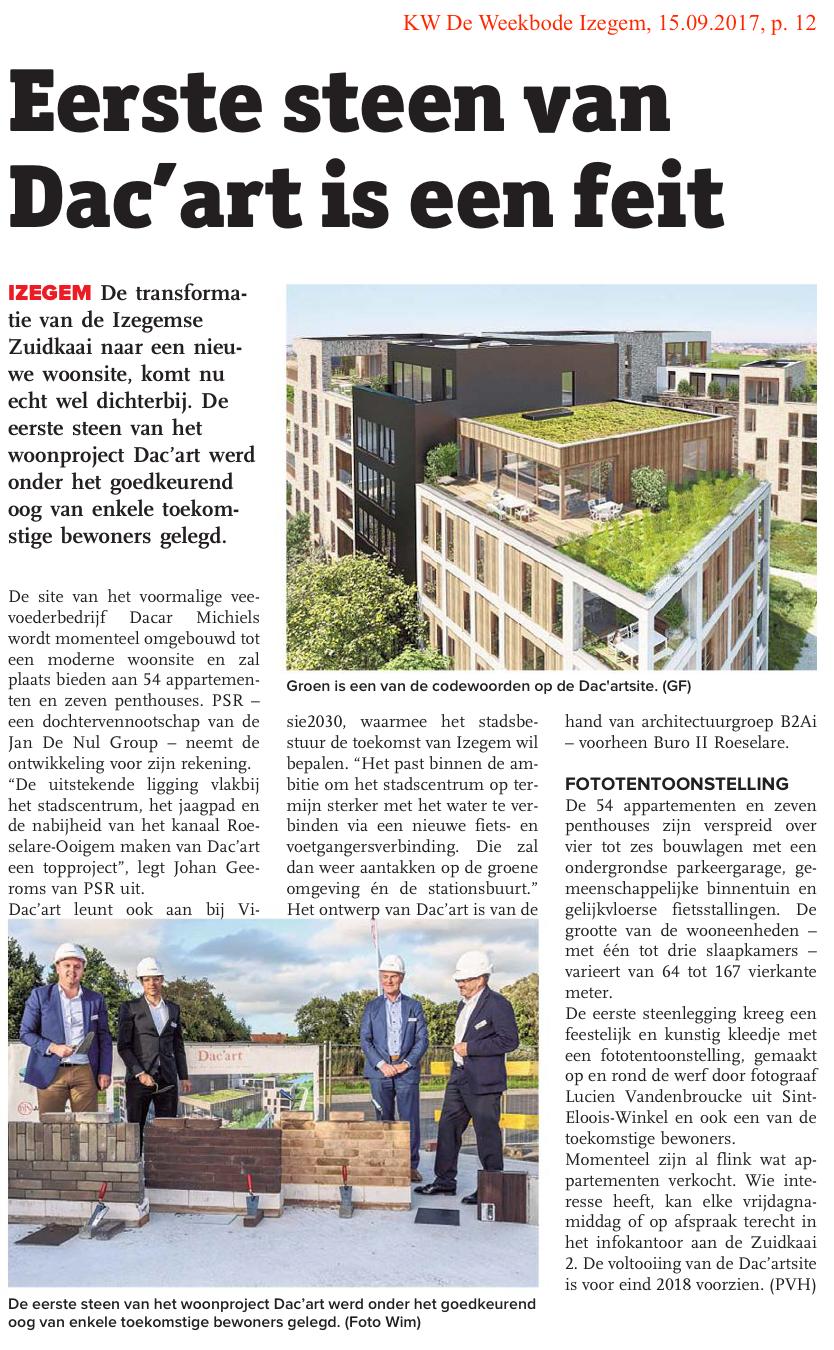 KW De Weekbode Izegem, 15.09.2017, p. 12