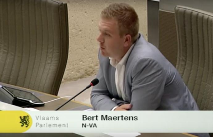 Bert Maertens - Ongelijkheid bij loopbaanonderbreking lokale besturen aangepakt