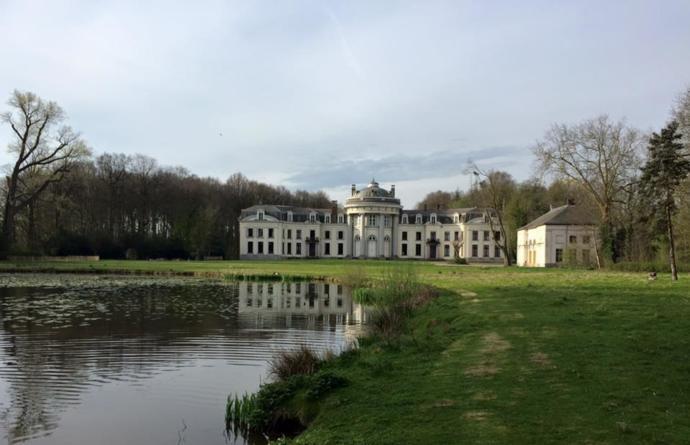 Opening Kasteelpark Blauwhuis