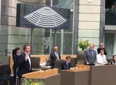 """""""De West-Vlaamse dossiers blijven aankaarten in Brussel"""""""