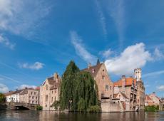 De Vlaamse Waterweg blijft investeren in Brugge