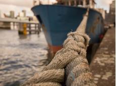 Impact septemberstakingen op binnenvaart groot