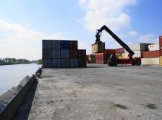 Containerterminal Wielsbeke