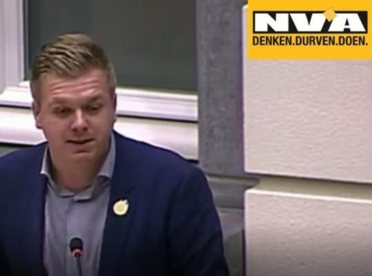 Bert Maertens - Vlaams Parlement