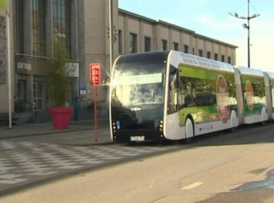 Extra studie naar trambus in Kortrijk