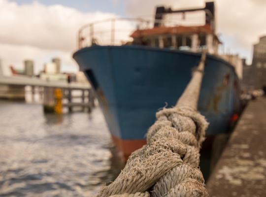 Project Stadsvaart doet vracht over het Brugse water vervijfvoudigen