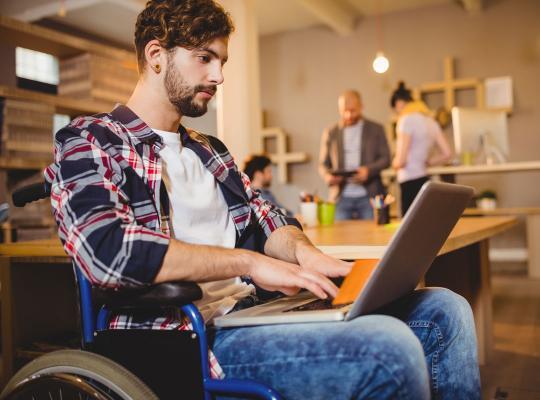 Talent belangrijker dan handicap: N-VA past voor dwingende quota