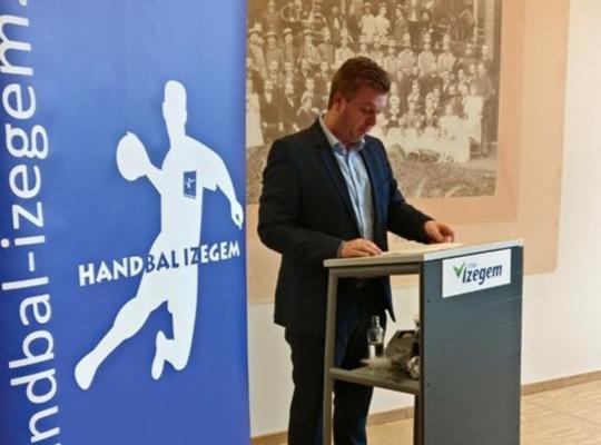 40 jaar Handbalclub Izegem