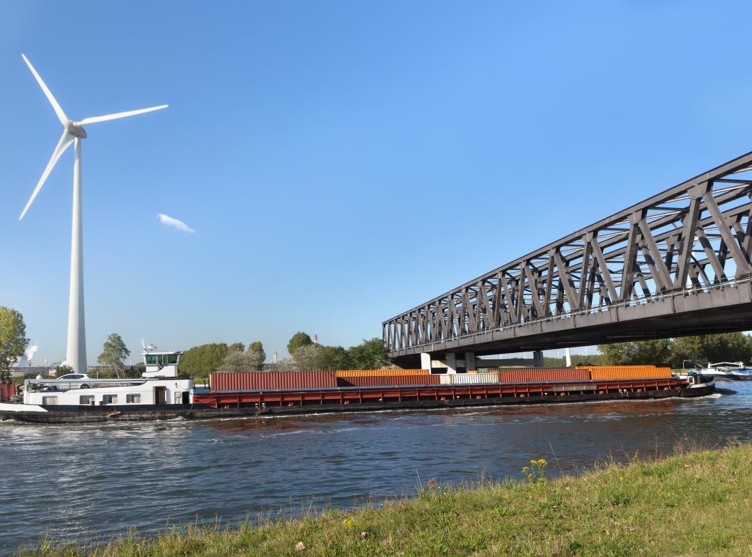 Trajectcontrole op waterwegen bewijst nut