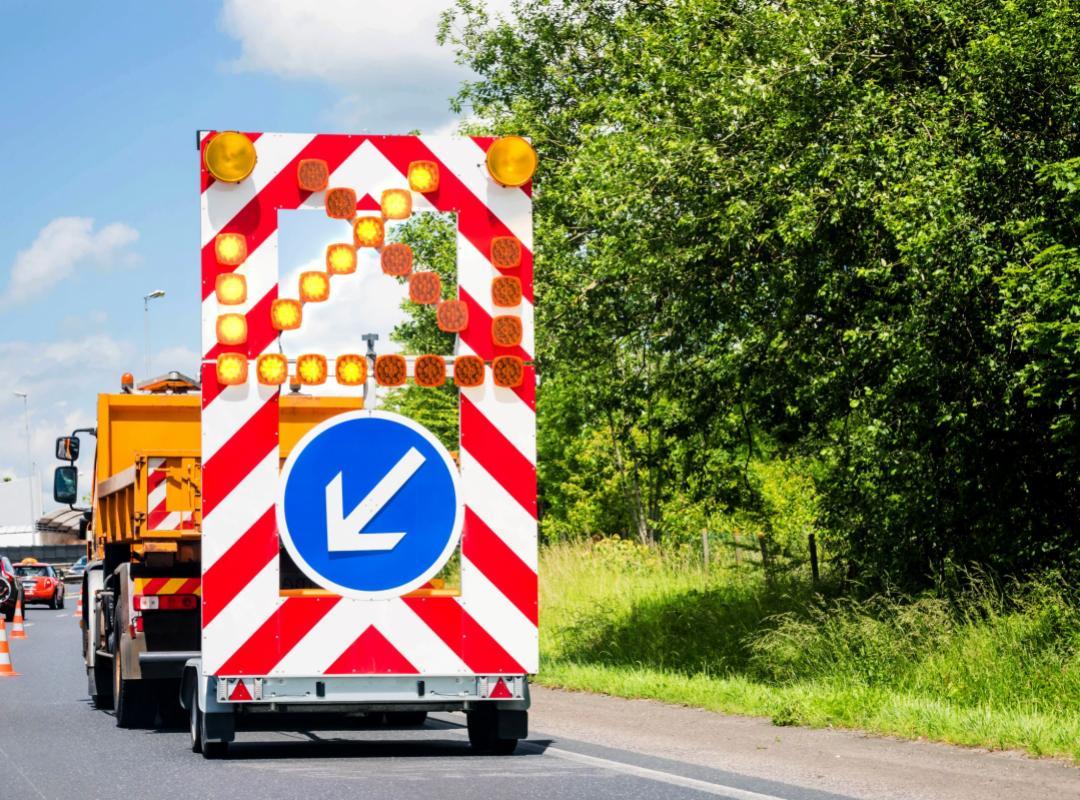 Herstelwerken voor spoorwegbrug E403 tussen Ardooie en Lichtervelde